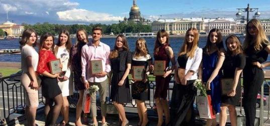 13 студентов ФСТ вошли в список «ТОП-50 лучших студентов СЗИУ РАНХиГС»