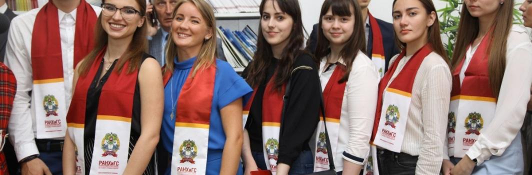 Студентка ФСТ Елена Кветень стала лауреатом премии Правительства Санкт-Петербурга за выполнение дипломного проекта
