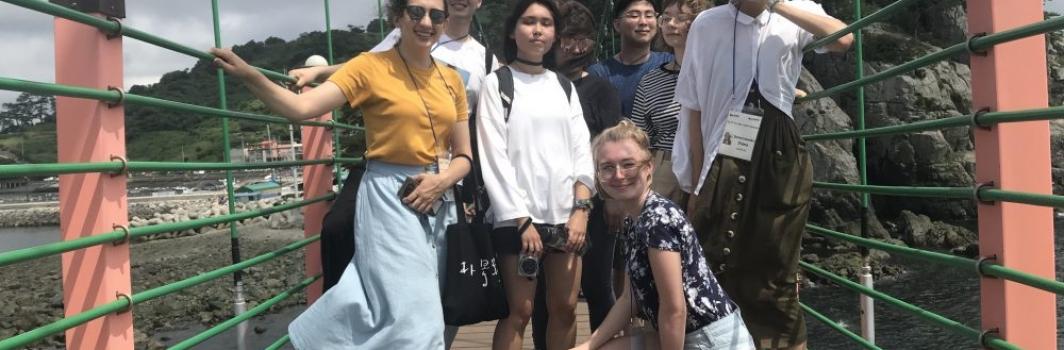 Студентка ФСТ посетила Южную Корею и приняла участие в экологическом диалоге между нашими странами