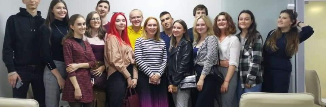 Студентка ФСТ выиграла в финале проекта «Пиар стажировка»