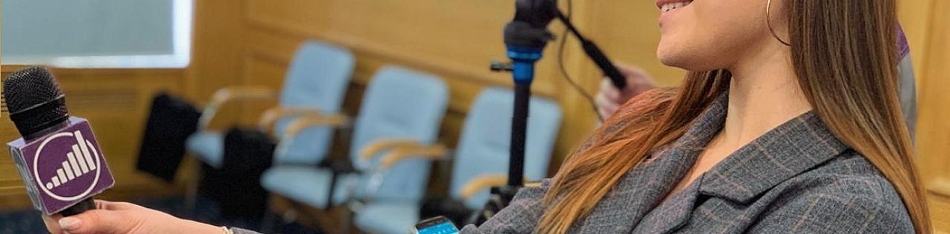 Студентка ФСТ Василина Иванова рассказала о прохождении обучения по программе международной мобильности в университете Томаша Бати (г. Злин,Чехия)
